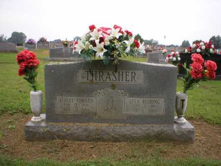 THRASHER, LULA - Logan County, Arkansas | LULA THRASHER - Arkansas Gravestone Photos