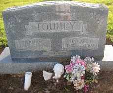 TOUHEY, HERMAN - Logan County, Arkansas | HERMAN TOUHEY - Arkansas Gravestone Photos