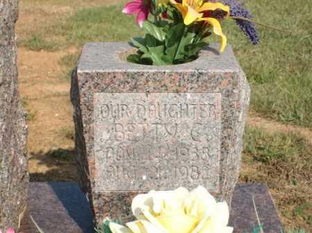 TRAYLOR, BETTY C. - Logan County, Arkansas   BETTY C. TRAYLOR - Arkansas Gravestone Photos