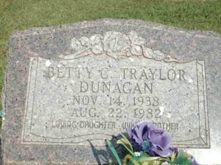 TRAYLOR, BETTY C. - Logan County, Arkansas | BETTY C. TRAYLOR - Arkansas Gravestone Photos