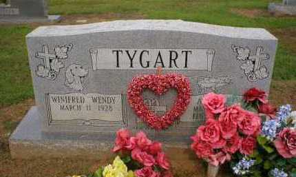 "TYGART, WINFRED ""WENDY"" - Logan County, Arkansas 