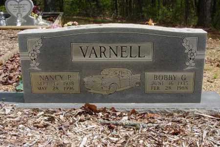 VARNELL, BOBBY G - Logan County, Arkansas | BOBBY G VARNELL - Arkansas Gravestone Photos
