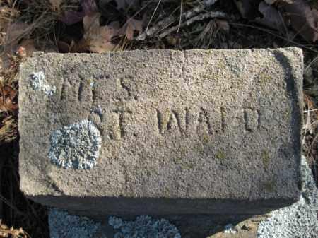 WARD, MRS R T - Logan County, Arkansas | MRS R T WARD - Arkansas Gravestone Photos