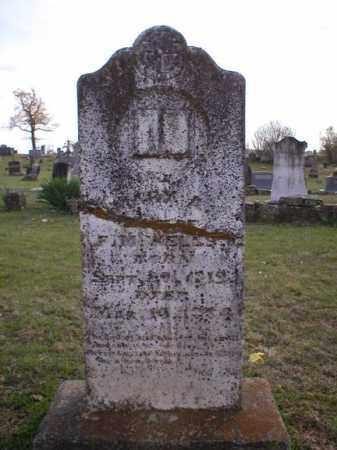 WELLS, MARY P - Logan County, Arkansas | MARY P WELLS - Arkansas Gravestone Photos
