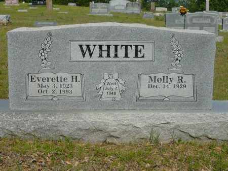 WHITE, EVERETTE - Logan County, Arkansas | EVERETTE WHITE - Arkansas Gravestone Photos