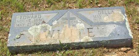 WHITE, DELLA - Logan County, Arkansas | DELLA WHITE - Arkansas Gravestone Photos
