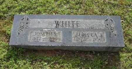 WHITE, REBECCA J. - Logan County, Arkansas | REBECCA J. WHITE - Arkansas Gravestone Photos