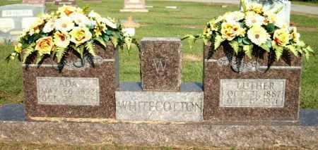 WHITECOTTON, ADA - Logan County, Arkansas | ADA WHITECOTTON - Arkansas Gravestone Photos
