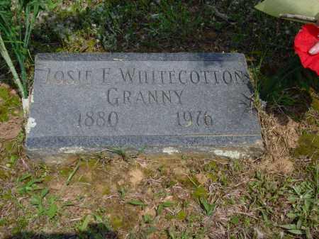 SIMS WHITECOTTON, JOSIE ELLEN - Logan County, Arkansas | JOSIE ELLEN SIMS WHITECOTTON - Arkansas Gravestone Photos