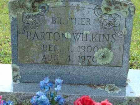WILKINS, BARTON - Logan County, Arkansas | BARTON WILKINS - Arkansas Gravestone Photos