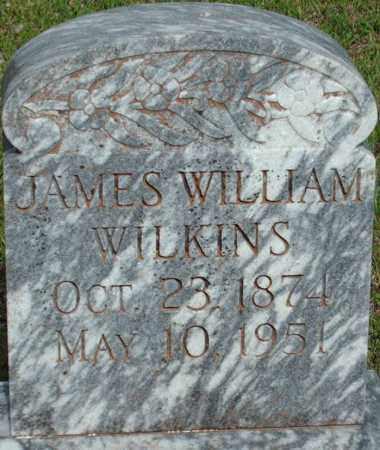 WILKINS, JAMES - Logan County, Arkansas   JAMES WILKINS - Arkansas Gravestone Photos