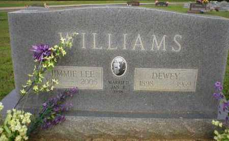 LOWE WILLIAMS, JIMMIE LEE - Logan County, Arkansas | JIMMIE LEE LOWE WILLIAMS - Arkansas Gravestone Photos