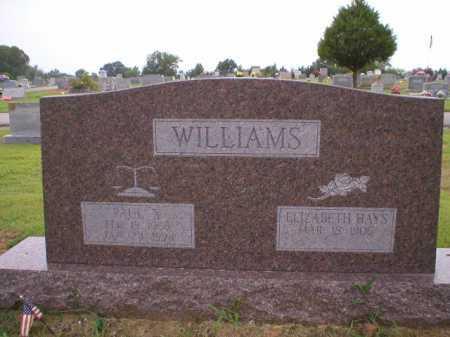 WILLIAMS (VETERAN), PAUL X - Logan County, Arkansas | PAUL X WILLIAMS (VETERAN) - Arkansas Gravestone Photos