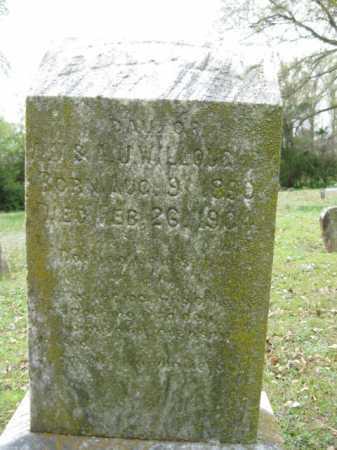 WILLOUGHBY, EULA MAY - Logan County, Arkansas | EULA MAY WILLOUGHBY - Arkansas Gravestone Photos