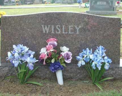WISLEY, EMMA DORIS - Logan County, Arkansas | EMMA DORIS WISLEY - Arkansas Gravestone Photos