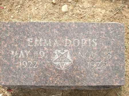 WISLEY, EMMA DORIS - Logan County, Arkansas   EMMA DORIS WISLEY - Arkansas Gravestone Photos