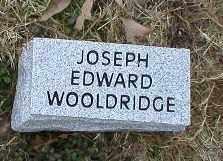 WOOLDRIDGE, JOSEPH EDWARD - Logan County, Arkansas   JOSEPH EDWARD WOOLDRIDGE - Arkansas Gravestone Photos