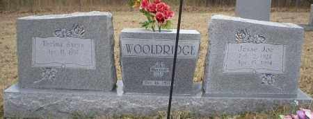 WOOLDRIDGE, JESSE JOE - Logan County, Arkansas   JESSE JOE WOOLDRIDGE - Arkansas Gravestone Photos