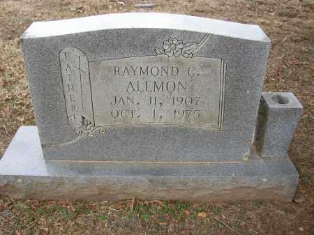ALLMON, RAYMOND C. - Lonoke County, Arkansas   RAYMOND C. ALLMON - Arkansas Gravestone Photos