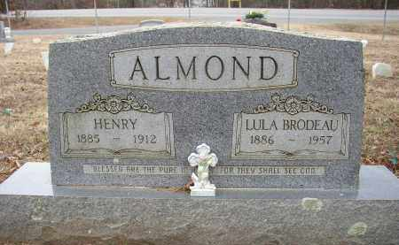 ALMOND, HENRY - Lonoke County, Arkansas   HENRY ALMOND - Arkansas Gravestone Photos