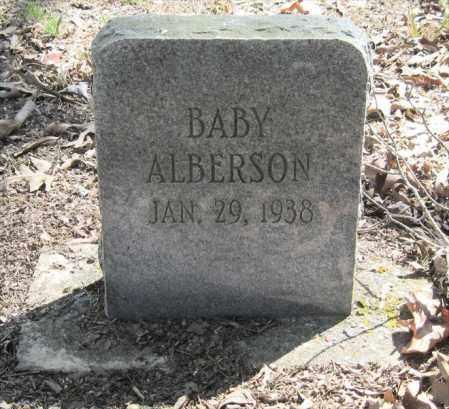 ANDERSON, BABY - Lonoke County, Arkansas | BABY ANDERSON - Arkansas Gravestone Photos