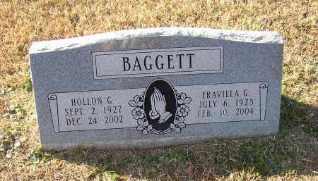 BAGGETT (VETERAN WWII), HOLLON G - Lonoke County, Arkansas   HOLLON G BAGGETT (VETERAN WWII) - Arkansas Gravestone Photos
