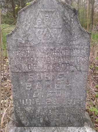 BAKER, SUSIE - Lonoke County, Arkansas   SUSIE BAKER - Arkansas Gravestone Photos