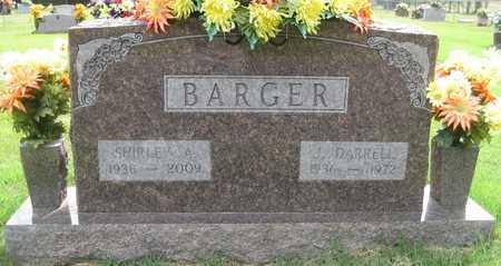 BARGER, SHIRLEY A - Lonoke County, Arkansas | SHIRLEY A BARGER - Arkansas Gravestone Photos