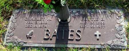 BATES, MITTIE B - Lonoke County, Arkansas | MITTIE B BATES - Arkansas Gravestone Photos