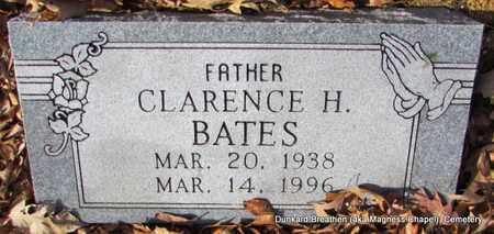 BATES, CLARENCE H - Lonoke County, Arkansas   CLARENCE H BATES - Arkansas Gravestone Photos