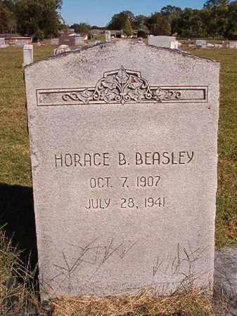 BEASLEY, HORACE B - Lonoke County, Arkansas   HORACE B BEASLEY - Arkansas Gravestone Photos