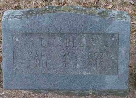 BELL, L  L - Lonoke County, Arkansas | L  L BELL - Arkansas Gravestone Photos