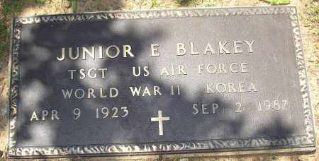 BLAKEY (VETERAN 2WARS), JUNIOR E - Lonoke County, Arkansas | JUNIOR E BLAKEY (VETERAN 2WARS) - Arkansas Gravestone Photos