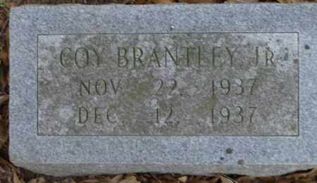 BRANTLEY, JR, COY - Lonoke County, Arkansas | COY BRANTLEY, JR - Arkansas Gravestone Photos