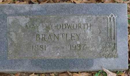 WOODWORTH BRANTLEY, MAY - Lonoke County, Arkansas | MAY WOODWORTH BRANTLEY - Arkansas Gravestone Photos