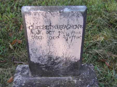 BRASHEARS, ELIZABETH - Lonoke County, Arkansas | ELIZABETH BRASHEARS - Arkansas Gravestone Photos
