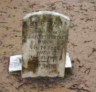 BRYANT, BERTHA - Lonoke County, Arkansas   BERTHA BRYANT - Arkansas Gravestone Photos