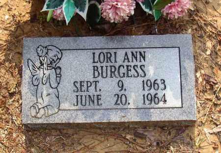 BURGESS, LORI ANN - Lonoke County, Arkansas | LORI ANN BURGESS - Arkansas Gravestone Photos