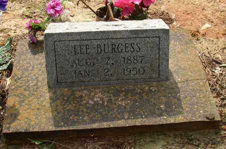 BURGESS, LEE - Lonoke County, Arkansas | LEE BURGESS - Arkansas Gravestone Photos