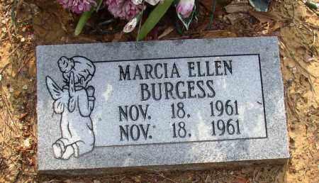 BURGESS, MARCIA ELLEN - Lonoke County, Arkansas | MARCIA ELLEN BURGESS - Arkansas Gravestone Photos