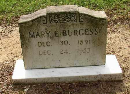 BURGESS, MARY E. - Lonoke County, Arkansas   MARY E. BURGESS - Arkansas Gravestone Photos
