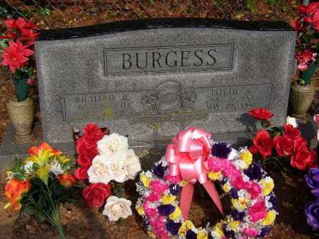 BURGESS, LOTTIE R. - Lonoke County, Arkansas | LOTTIE R. BURGESS - Arkansas Gravestone Photos