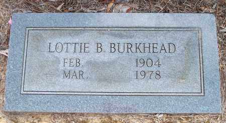 BURKHEAD, LOTTIE RUTH (2 STONES) - Lonoke County, Arkansas | LOTTIE RUTH (2 STONES) BURKHEAD - Arkansas Gravestone Photos