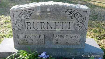 BURNETT, ANNIE MAY - Lonoke County, Arkansas   ANNIE MAY BURNETT - Arkansas Gravestone Photos