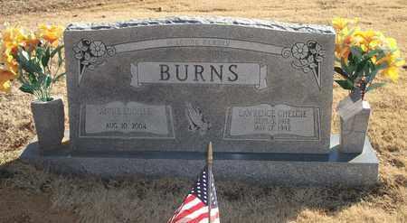BURNS, ANNIE LUCILLE - Lonoke County, Arkansas | ANNIE LUCILLE BURNS - Arkansas Gravestone Photos