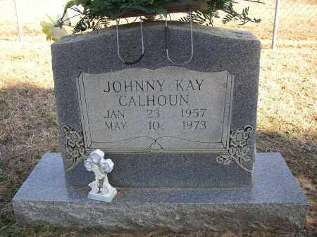 CALHOUN, JOHNNY KAY - Lonoke County, Arkansas | JOHNNY KAY CALHOUN - Arkansas Gravestone Photos