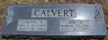 CALVERT, LOUISE N - Lonoke County, Arkansas | LOUISE N CALVERT - Arkansas Gravestone Photos