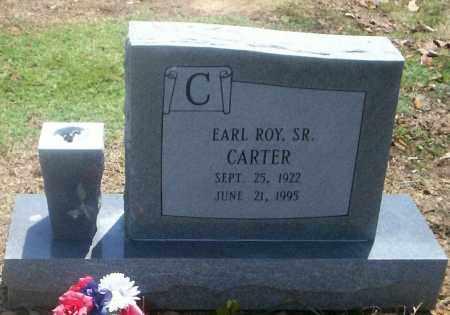CARTER, EARL ROY SR - Lonoke County, Arkansas   EARL ROY SR CARTER - Arkansas Gravestone Photos