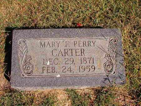 CARTER, MARY F - Lonoke County, Arkansas | MARY F CARTER - Arkansas Gravestone Photos