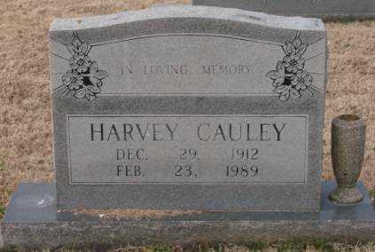 CAULEY, HARVEY - Lonoke County, Arkansas   HARVEY CAULEY - Arkansas Gravestone Photos
